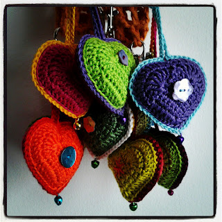 Portachiavi decora borsa - Keychain decorating bag (2/4)