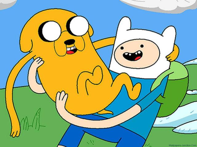 Adventure-Time-Cartoon-Wallpapers