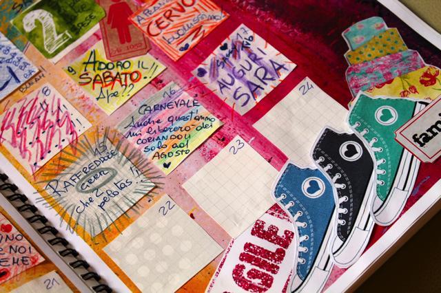 calendar journal febbraio