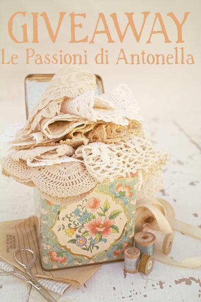 banner giveaway lepassionidiantonella