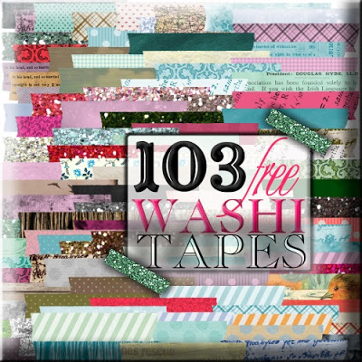 103 washi tapes