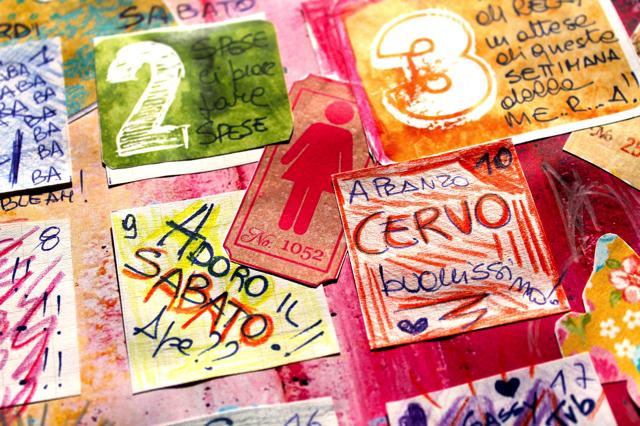 Art Journal Calendar Pages : Scaricabili free per art journal calendar pages e project