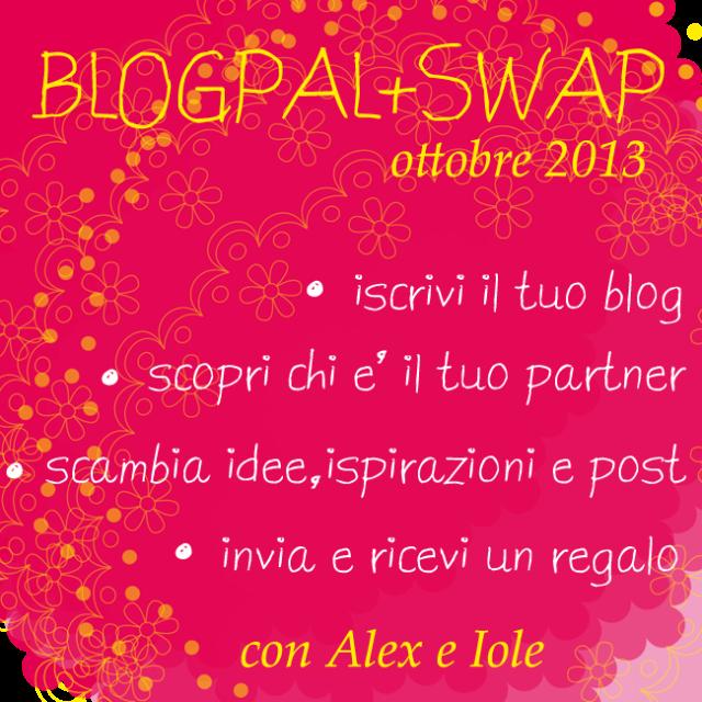 BlogPal + Swap