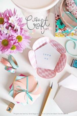 Flower-Envelopes-Papercrafts-Instructions